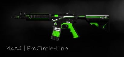 Pro Circle M4A4